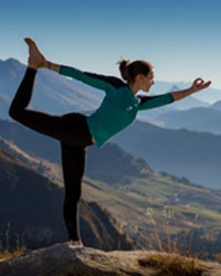 image du professeur de yoga BERNAILLE Sophie