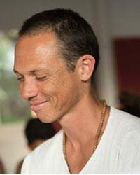 image du professeur de yoga CENTRE KALIA
