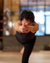 image du professeur de yoga NATARAJA YOGA