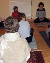 image du professeur de yoga GERIN Dominique