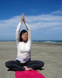 image du professeur de yoga ATELIER YOGA