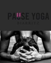 image du professeur de yoga PAUSE YOGA BIARRITZ