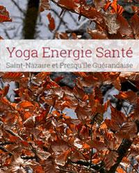 image du professeur de yoga YOGA ENERGIE SANTE