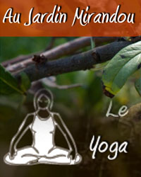 image du professeur de yoga LE JARDIN MIRANDOU