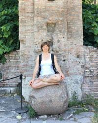 image du professeur de yoga YOGA VICHY