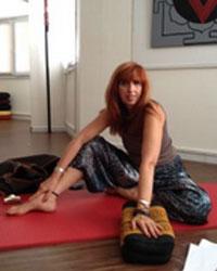 image du professeur de yoga RICHARD Maureen
