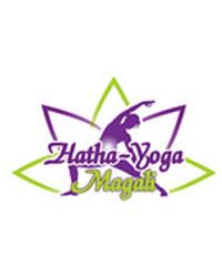image du professeur de yoga HATHA YOGA MAGALI