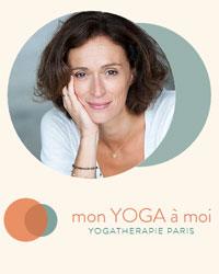 image du professeur de yoga MON YOGA à MOI
