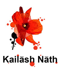 image du professeur de yoga KAILASH NATH