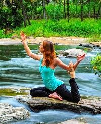 image du professeur de yoga PRANAIAM