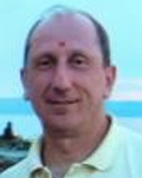 image du professeur de yoga MARTIN Pascal