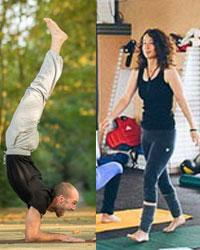 image du professeur de yoga YOGALAND