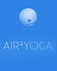 image du professeur de yoga AIR2YOGA