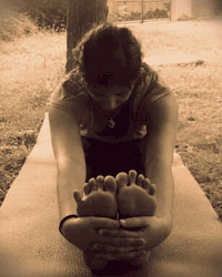 image du professeur de yoga YOGA SAMADHI TOULOUSE