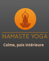 image du professeur de yoga NAMASTE YOGA