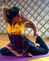 Professeur Yoga DU SOLEIL ET DE LA LUNE