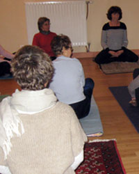 Professeur Yoga GERIN Dominique