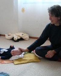 image du professeur de yoga LAVEDAN Michèle