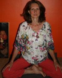 image du professeur de yoga SIMONET Christelle