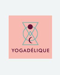 image du professeur de yoga YOGADELIQUE