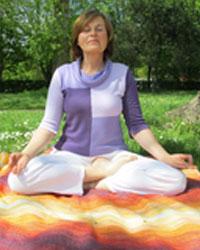 image du professeur de yoga ANQUIER Brigitte