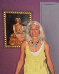 image du professeur de yoga GRANET Satya