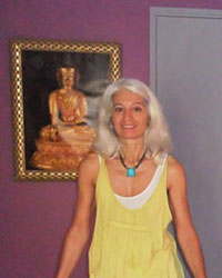 Professeur Yoga GRANET Satya