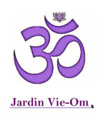 image du professeur de yoga JARDIN VIE-OM