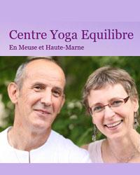 Professeur Yoga CENTRE YOGA EQUILIBRE