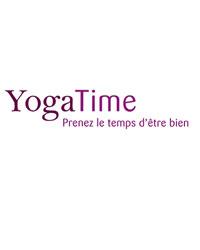 Professeur Yoga YOGATIME