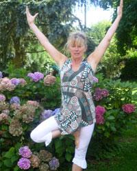 image du professeur de yoga UNIVERS-YOGA