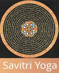 image du professeur de yoga SAVITRI YOGA