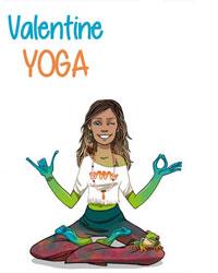 image du professeur de yoga VALENTINE YOGA