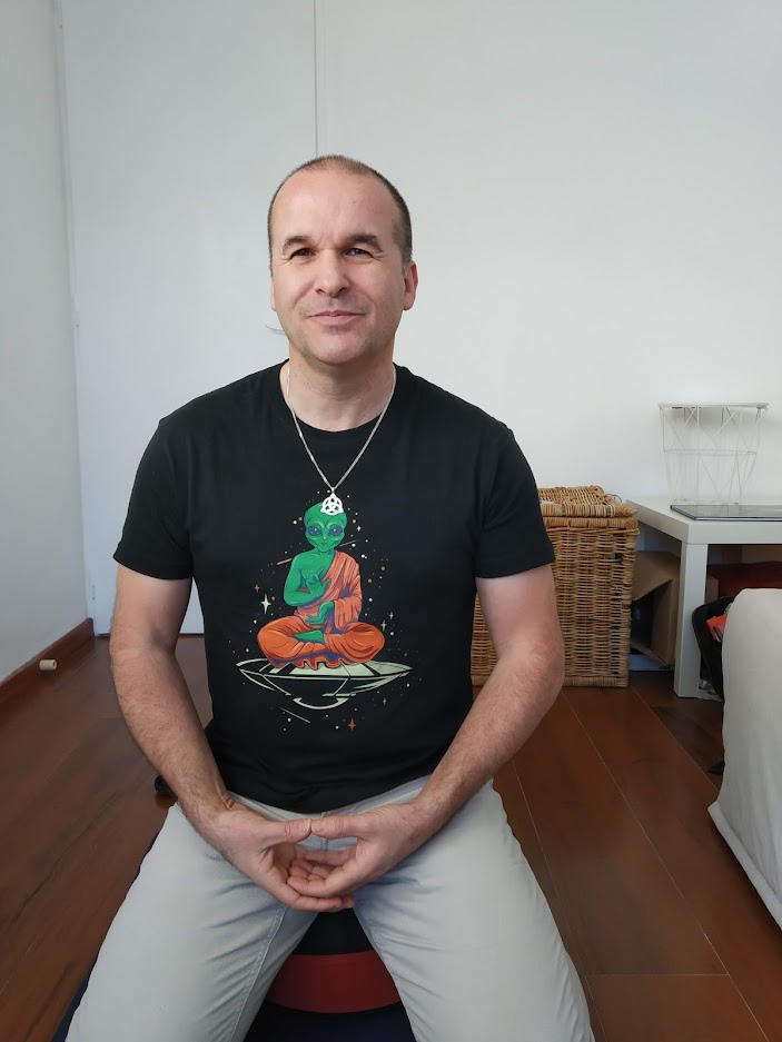 Professeur Yoga TANGUY Alain