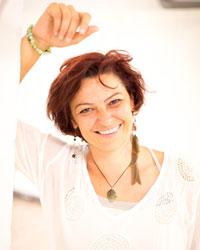 image du professeur de yoga MARTEAU Angélique