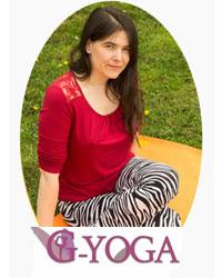 image du professeur de yoga G-YOGA