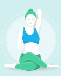 image du professeur de yoga LASKMI YOGA