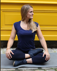 image du professeur de yoga BUDILLON Andréa