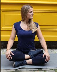 Professeur Yoga BUDILLON Andréa