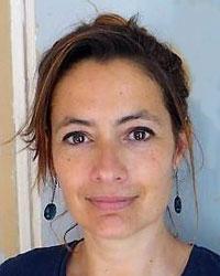 image du professeur de yoga CHAMARET Aurélie
