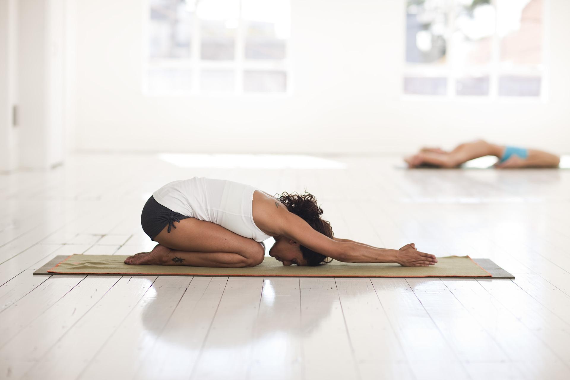 image du professeur de yoga YOGA MUDRA ANGERS