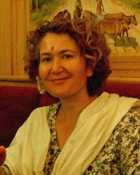image du professeur de yoga CLAUDEL Nathalie