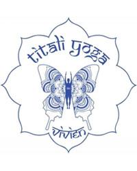 image du professeur de yoga VIVIEN TITALI YOGA