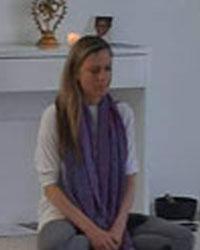 image du professeur de yoga TOSTI natacha