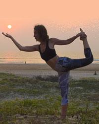 Professeur Yoga BELLEUDY Laura