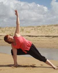image du professeur de yoga PEYRAT Nadine