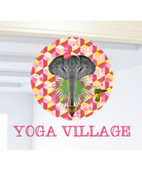 Professeur Yoga YOGA VILLAGE PARIS