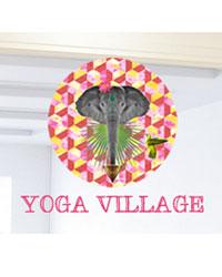 Professeur Yoga YOGA VILLAGE PARIS