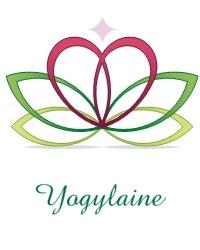 image du professeur de yoga YOGYLAINE