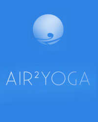 image du professeur de yoga AIR2YOGA